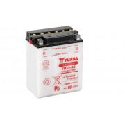 Accu / Battery YB14-A2   Fabrikantcode: YUAM2214H   Fabrikant: YUASA   Cataloguscode: YB14-A2