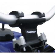 """Stuurverhoger-Adapter 2"""" (5cm) van 7/8"""" (22mm) naar 1-1/8""""(28mm)"""