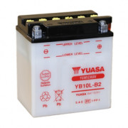 Accu / Battery YB10L-B2 | Fabrikantcode: YUAM221L2 | Fabrikant: YUASA | Cataloguscode: YB10L-B2