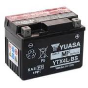Accu / Battery YTX4L-BS | Fabrikantcode: YUAM62X4B | Fabrikant: YUASA | Cataloguscode: YTX4L-BS