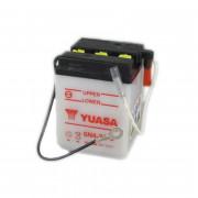 Accu / Battery Y6N4-2A-5 | Fabrikantcode: YUAM2645A | Fabrikant: YUASA | Cataloguscode: Y6N4-2A-5