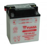 Accu / Battery YB10A-A2 | Fabrikantcode: YUAM221AY | Fabrikant: YUASA | Cataloguscode: YB10A-A2