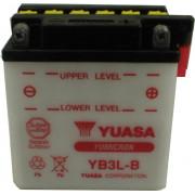 Accu / Battery YB3L-B | Fabrikantcode: YUAM223LB | Fabrikant: YUASA | Cataloguscode: YB3L-B