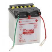 Accu / Battery YB2.5L-C | Fabrikantcode: YUAM225LC | Fabrikant: YUASA | Cataloguscode: YB2.5L-C