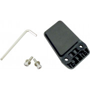 SENA: BACKPLATE FOR SPEAKER MICROPHONE CLAMP SMH10 BLACK | Artnr: SMH-A0202