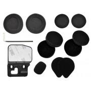 SENA: MOUNTING ACCESSORIES KIT 20S BLACK | Artnr: 20S-A0201