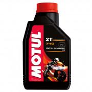 Motul 710 2Takt Olie 1Liter. (100% synthetisch)