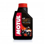 MOTUL 10W40 7100 Volsynthetische Olie 1Liter. (1doos)