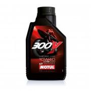 Motul 300V 10W40 1Liter. (100%-Synthetisch)