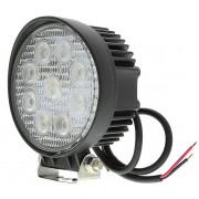 Extreme led 27W werklamp - rond model (2150 lumens)
