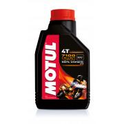 MOTUL 15W50 7100 Volsynthetische Olie 1Liter.