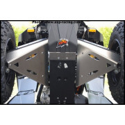 ART FRONT A-ARM PROTECTION POLARIS RZR800