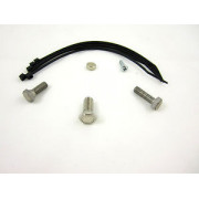 Magnetic and Retainer for KTM. Includes retaining clip