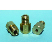 EBC | MAIN JET HEX HJ190 FOR MIKUNI, 4 PCS |Artikelcode: HJ190-4 |Cataloguscode: 1006-0076