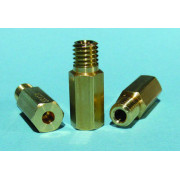 EBC | MAIN JET HEX CR115 FOR KEIHIN, 4 PCS |Artikelcode: CR115-4 |Cataloguscode: 1006-0179