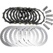 EBC | CLUTCH KIT COMPLETE DRCF SERIES OFFROAD/ATV CARBON FIBER |Artikelcode: DRCF128 |Cataloguscode: 1131-1971