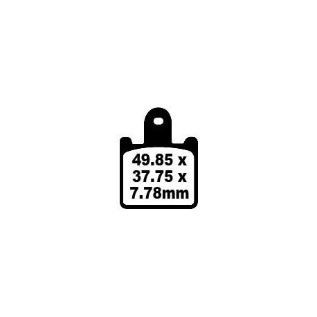 Ebc Brake Pad Epfa Hh Series Sintered Metal Artikelcode Epfa417