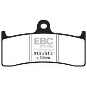 EBC | BRAKE PAD EPFA-HH SERIES SINTERED METAL |Artikelcode: EPFA249HH |Cataloguscode: 1721-1934