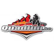 Quadfun sticker
