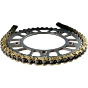 JT CHAINS | 525 X1R 1 CLIP LINK 525 X-RING REPLACEMENT CONNECTING LINK / NATURAL / STEEL | Artikelcode: JTC525X1RSL | Catalogusc