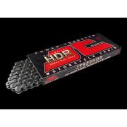 JT CHAINS   JTC420HDRGB108SL 108 CLIP LINK 420 NON-SEAL CHAIN / GOLD/BLACK / STEEL   Artikelcode: JTC420HDRGB108SL   Catalogusco