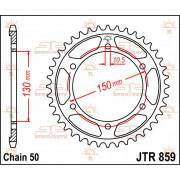JT SPROCKETS | JTR859.43 REAR REPLACEMENT SPROCKET / 43 TEETH / 50 PITCH / NATURAL / STEEL | Artikelcode: JTR859.43 | Catalogusc