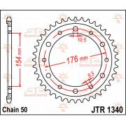 JT SPROCKETS | JTR1340.43 REAR REPLACEMENT SPROCKET / 43 TEETH / 530 PITCH / NATURAL / CARBON STEEL | Artikelcode: JTR1340.43 |