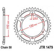 JT SPROCKETS | JTR1479.43ZBK REAR REPLACEMENT SPROCKET / 43 TEETH / 50 PITCH / NATURAL / C49 HIGH CARBON STEEL | Artikelcode: JT