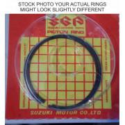 Suzuki LT50 Piston ringen.
