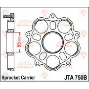 JT SPROCKETS | JT SPROCKETS REAR SPROCKET CARRIER / ALUMINUM / DUCATI | Artikelcode: JTA750B | Cataloguscode: 1211-0326