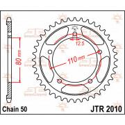 JT SPROCKETS | JTR2010.40 REAR REPLACEMENT SPROCKET / 40 TEETH / 530 PITCH / NATURAL / STEEL | Artikelcode: JTR2010.40 | Catalog