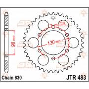 JT SPROCKETS   JTR483.35 REAR REPLACEMENT SPROCKET / 35 TEETH / 630 PITCH / NATURAL / STEEL   Artikelcode: JTR483.35   Catalogus
