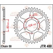 JT SPROCKETS | JTR488.45 REAR REPLACEMENT SPROCKET / 45 TEETH / 530 PITCH / NATURAL / STEEL | Artikelcode: JTR488.45 | Catalogus
