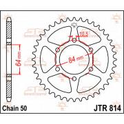 JT SPROCKETS | JTR814.45 REAR REPLACEMENT SPROCKET / 45 TEETH / 530 PITCH / NATURAL / STEEL | Artikelcode: JTR814.45 | Catalogus