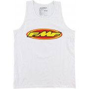 FMF APPAREL | TANK THE DON WHT M | Artikelcode: F251S23102WHTM | Cataloguscode: 3030-13944