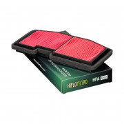 HIFLOFILTRO | AIR FILTER OEM REPLACEMENT PAPER RED | Artikelcode: HFA6502 | Cataloguscode: 1011-3846