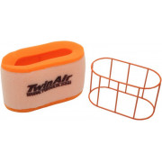 TWIN AIR | AIR FILTER + WIRE CAGE (OVAL) POLARIS | Artikelcode: 156120P | Cataloguscode: 1011-2349
