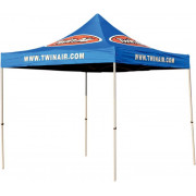 TWIN AIR | EASY TENT TWIN-AIR (3 X 3 M) | Artikelcode: 177780 | Cataloguscode: 4030-0011