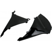 UFO | AIRBOX COVER KTM SX/EXC BLACK | Artikelcode: KT04026-001 | Cataloguscode: 1403-0732