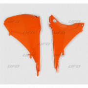 UFO | AIRBOX COVER KTM EXC ORANGE | Artikelcode: KT04054-127 | Cataloguscode: 0520-1299