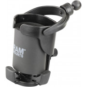 RAM MOUNT | BALL WITH XL CUP HOLDER | Artikelcode: RAP-B-417BU | Cataloguscode: 0636-0114