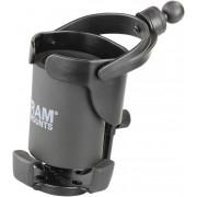 RAM MOUNT | BALL WITH XL CUP HOLDER | Artikelcode: RAP-B-417BU | Cataloguscode: 0636-0114