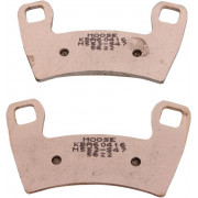BRAKE PAD FRONT RZR 900 | Fabrikantcode:M553-S47 | Fabrikant:MOOSE UTILITY DIVISION | Cataloguscode:1721-2167