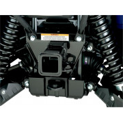 Receiver hitch Yamaha Grizzly 550