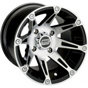 WHEEL 387M 12X8 4/110 4+4 | Fabrikantcode:387MOL128110BW4 | Fabrikant:MOOSE UTILITY DIVISION | Cataloguscode:0230-0625