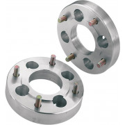 "WHEEL SPACERS 1.5"" ALUMINUM 4/137 (10 MM STUD) 