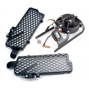TRAIL TECH | RADIATOR FAN KIT KTM | Artikelcode: 7322C-FN1 | Cataloguscode: 1901-0547
