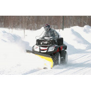 "MOOSE UTILITY- SNOW | 50"" ATV COUNTY PLOW-BLADE YELLOW 