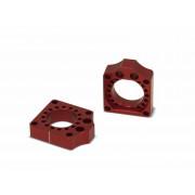 PRO CIRCUIT | AXLE BLOCKS RED | Artikelcode: HAB09 | Cataloguscode: 1231-0217