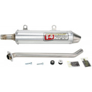 PRO CIRCUIT | T-4 EXHAUST SYSTEM STAINLESS ALUMINIUM ATV | Artikelcode: 4QK05750 | Cataloguscode: 1830-0124